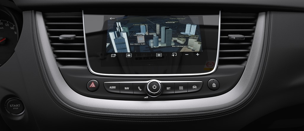 Navi 5. 0 IntelliLink - Opel Navigation Systems