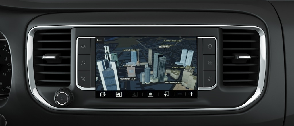 Multimedia Navi Pro - Opel Navigation Systems